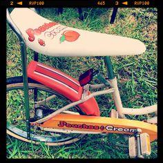 peaches n' cream bike