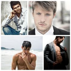 Sweet, Sexy, and Stalwart... Meet the Leading Men from The Southern Collection.  Different men, different backgrounds, different lifestyles, all searching for meaning in their lives... Then, they meet the women who complete them.  #Reading #Romance #CountryBoys