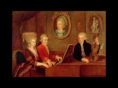 W. A. Mozart - KV 318 - Symphony No. 32 in G major - YouTube