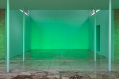 pamela rosenkranz fills swiss pavilion with immaterial elements at venice biennale 2015