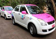 Taxis de New York conducidos por mujeres exclusivos p mujeres