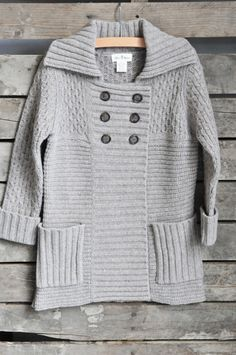 Fall Girls :: Sweaters & Outerwear :: Sweater Coat - Olive Juice | Childrens Clothing | Girls Dresses | Kids Clothes | Girls Clothing | Classic Kids Clothing