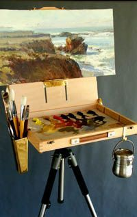 Artwork Essentials brings you superior plein air easels. field easels, wet panel carriers and other art supplies. Browse our online store with the navigation above for products and ordering information.