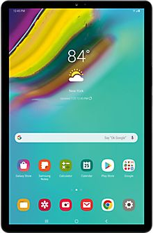 The Samsung Galaxy Tab Samsung's lightest tablet yet, featuring a Super AMOLED display and 64 GB of built-in storage. Get it today at Verizon. Galaxy Tab S, Samsung Galaxy, Samsung Tabs, Cool Tech Gadgets, Verizon Wireless, How To Get, Android, Bloom, Display