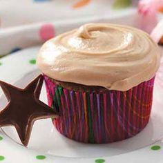 Texas Chocolate Cupcakes Recipe