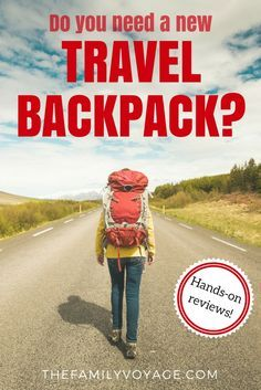 Shopping for the best travel backpack for women? Check out our hands-on comparison of the best travel backpacks for women to find the right one for you! Packing List For Travel, New Travel, Travel Usa, Packing Tips, Europe Packing, Family Travel, Travel Advice, Travel Guides, Travel Tips
