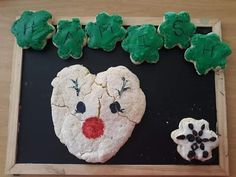 3 Christmas baking ideas for toddlers from just 1 recipe - Mamma & Bear