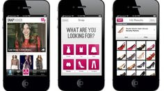 """Snap Fashion is a search engine site that breaks down images to look for matches of outfits that users have seen on other people. Founder Jenny Griffiths explains, """"We've all had that moment when you admire a stranger's look but have no idea where to get it."""""""