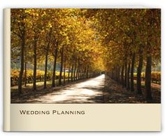 Wedding planning photobook