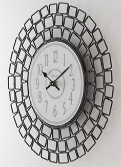 FirsTime Parkview Ave. Link Wall Clock