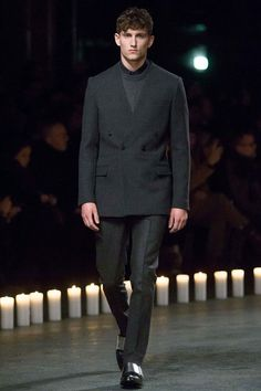 Givenchy Fall 2013 Menswear Collection Slideshow on Style.com
