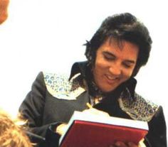 Elvis - The vision, the myth, the legend...was really just a man...blessed, respected and loved!