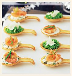 Google image result for for Canape spoons uk