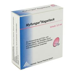MYFUNGAR Nagellack 3.3 Milliliter