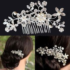 3.95$  Buy now - http://viggo.justgood.pw/vig/item.php?t=jggcibe19454 - Pearl Headpiece for Women - Bridal Hair Accessories 3.95$