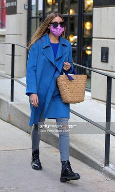 Look Olivia Palermo, Olivia Palermo Street Style, Olivia Palermo Outfit, Estilo Olivia Palermo, Street Style Edgy, Autumn Street Style, Casual Fall Outfits, Fall Winter Outfits, Cool Outfits