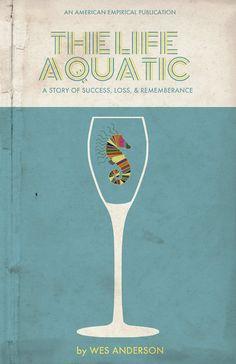 The Life Aquatic Movie Poster - 11x17