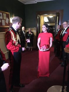 """""""The Duke and Duchess of Sussex cut a dash at the Mountbatten Music Festival at the Royal Albert Hall tonight. It's their penultinate official engagement as senior working royals and very possibly Harry's last as Captain General, Royal Marines Meghan Markle, Royal Albert Hall, Royal News, Sussex, Prinz Harry, Royal Marines, Royal Life, Princesa Diana, Prince Harry And Meghan"""