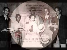 """The Cleftones  """"Heart and Soul"""""""