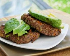 Healthy Low Carb Burgers - http://www.dietdabbler.com/?p=932