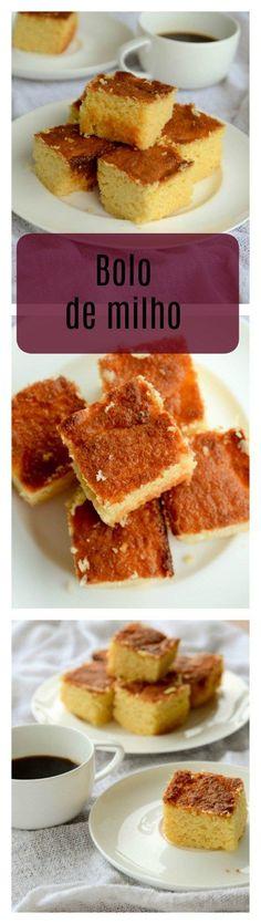 receita de bolo de milho verde de liquidificador (receita de bolo sem farinha de trigo) #bolo #receita