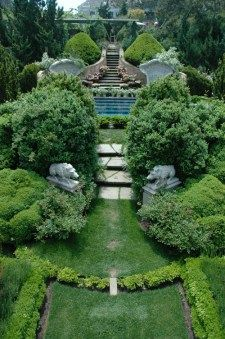 Ryan Gainey garden