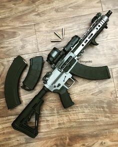 reposted by Everything AK Guns, Gear & Girls - AK47 AK74 Kalishlife assaultrifle 2A Pewpewlife  Kalishnikov 762x39 2amendment AKM Molonlabe