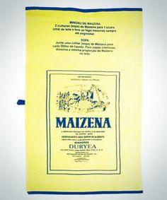 Pano de Prato Maizena