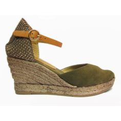 Kanna Wedge Espadrille Shoes My Style Pinterest