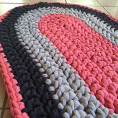 Трикотпжный коврик