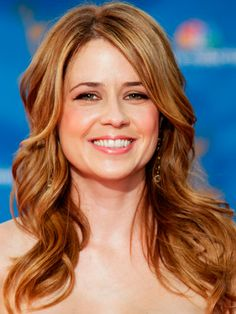 jenna fischer hair color