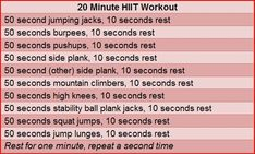Effective Training for Fast Results (HIIT) High Intensity Interval Training Workouts-slide0