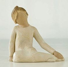 """Mimi"" - Would love a Willow Tree figurine to represent each of the children. Mother's Day idea?"