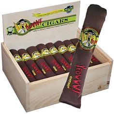 Yeowww Cigar -- Insider's special review you can't miss. Read more  : A - N - I - M - A - L - S ~~ PINS FRIENDS