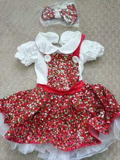 6c4aeecb3536 Weissman Dance Costume Child Red size XSC  fashion  clothing  shoes   accessories  dancewear  kidsdancewear (ebay link)