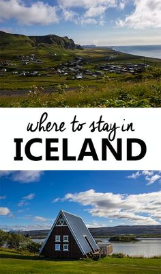 Where to stay in Iceland? There are so many Iceland accommodations available for the traveler, depending on budget and type of trip. Budget travel in Iceland? Consider camping, hiring a camper van,… Iceland Travel Tips, Iceland Road Trip, Oh The Places You'll Go, Places To Travel, Travel Destinations, Instagram Inspiration, Travel Inspiration, Travel Around The World, Waterfalls