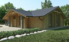 Proiect de Casa cu parter din lemn 379Proiecte de Case   Proiecte de Case Plan General, Home Fashion, Shed, Outdoor Structures, Cabin, House Styles, Outdoor Decor, Design, Home Decor