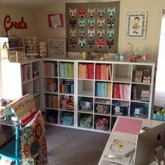 #sewing room