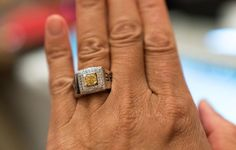 What A $2.5 Million Ring Looks Like - September 30, 2016, 3:31 am at http://feedproxy.google.com/~r/JohnChowDotCom/~3/shUloqcrKA4/ Well begun is half done.