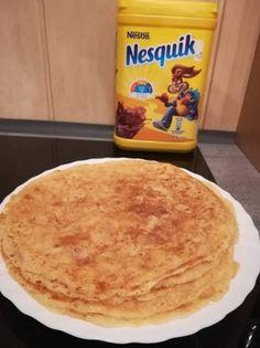 Burgonyalisztes-kukoricalisztes palacsinta Pancakes, Breakfast, Food, Morning Coffee, Essen, Pancake, Meals, Yemek, Eten