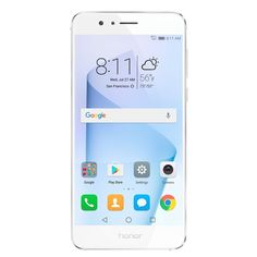 Huawei Honor 8 32GB Unlocked GSM 4G LTE Quad-Core Android Phone - Pearl