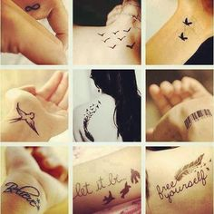 #birds #believe #cdigo #forever #tatoo #neek #hand #beuty #cute