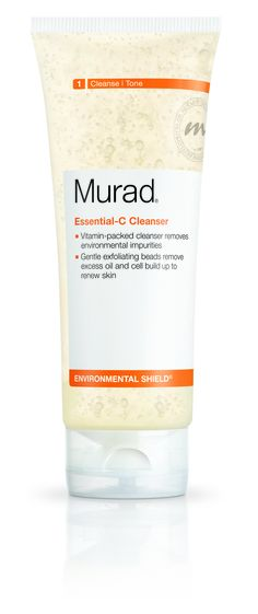 Essential-C Cleanser - Neutralizes environmental aggressors, restores moisture and prepares skin for repair.