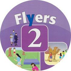 Cambridge YLE Tests Flyers 2 CD Audio