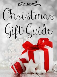 christmas gift guide for moms dads kids and families