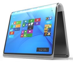 The future of PC, Laptop ansd tablet all in one?