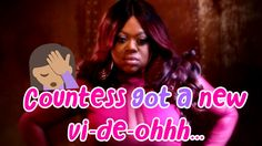Countess Vaughn releases new music video :/
