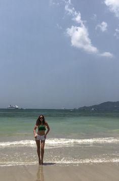Blue water ❤️ Phuket dream Phuket, Bikinis, Swimwear, Lifestyle, Water, Blue, Fashion, Gripe Water, One Piece Swimsuits