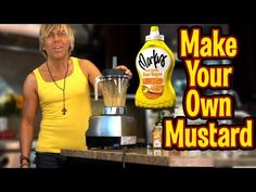 Mustard 1/4 cup water 1/4 cup apple cider vinegar 1/4 cup mustard seed powder 1/2 avocado 3 tablespoons MarkusSweet 2 tablespoons olive oil 1 teaspoon paprika 1/2 teaspoon turmeric 1/2 teaspoon Celtic sea salt For Dijon, blend until smooth For stone ground, don't blend totally smooth, mix in 1 tablespoon whole mustard seed after blending