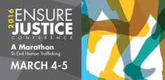 Vanguard University's Ensure Justice Conference